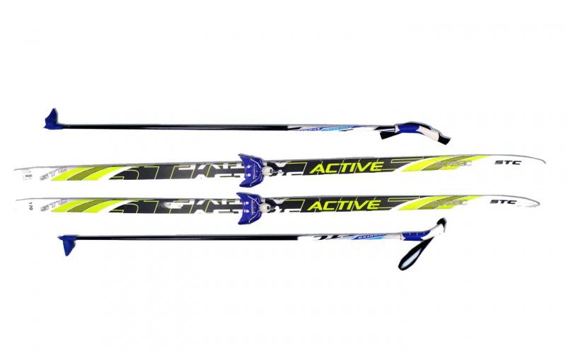 Беговые лыжи STC